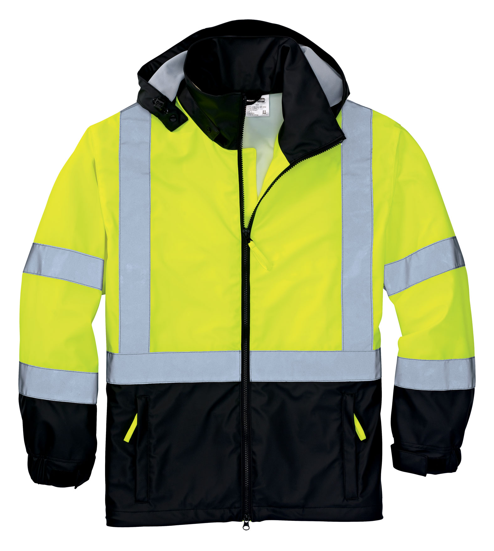 Safety And Reflective Jackets
